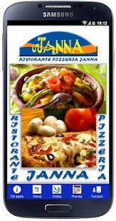Ristorante Pizzeria Janna- screenshot thumbnail