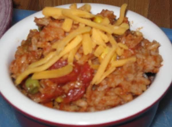 Hearty Spanish Rice