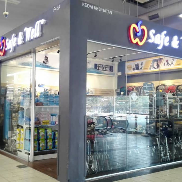 Safe & Well Tesco Extra Cheras - Medical Supply Store in