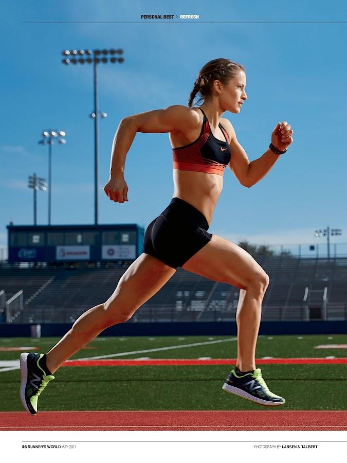 Runner's World- screenshot