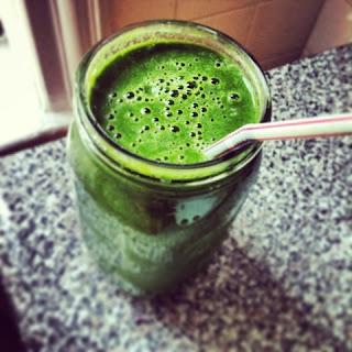 Glowing Skin Green Smoothie Recipe