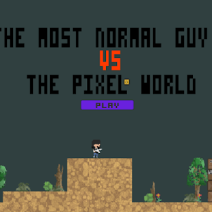 The Most Normal Guy vs The Pixel World - náhled