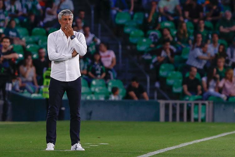 Ernesto Valverde est sur la sellette du côté du Barça, un favori prêt à lui succéder