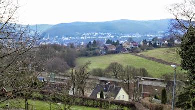 Photo: Am Hang des Roderbergs oberhalb des Eisennwerks Geweke.