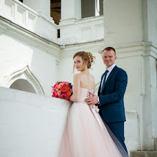 Wedding photographer Dasha Zamorskaya (zamorskaya). Photo of 01.02.2018