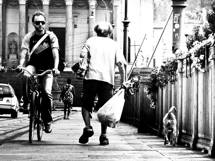 In bicicletta...si fa prima! di Paolo74s