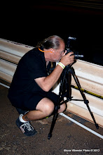 """Photo: Darrell trying for """"art."""""""