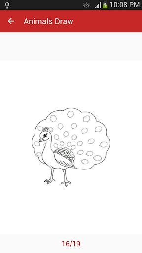 Drawing Animals screenshot 7