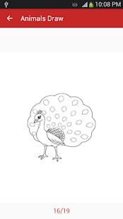 Drawing Animals- screenshot thumbnail