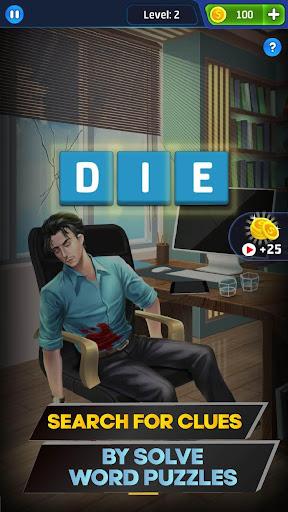 Word story: Murder Mystery screenshot 3