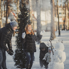 Wedding photographer Ekaterina Kurk (KurkKatrin). Photo of 17.01.2015