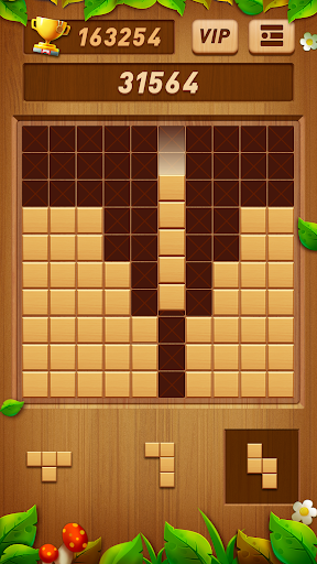 Wood Block Puzzle - Free Classic Block Puzzle Game screenshots 3