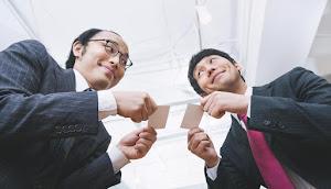 japonais carte de visite