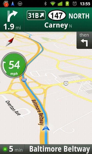 Ulysse Speedometer Pro Screenshot Image