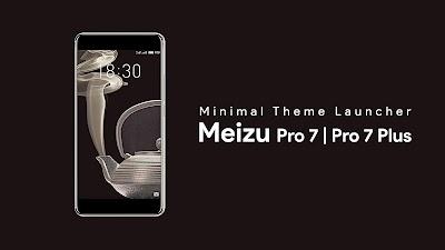 Theme Launcher For Meizu Pro 7 | Pro 7 Plus APK Download - Apkindo co id