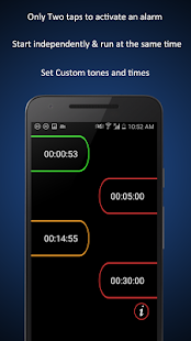 Multiple Timer FREE- screenshot thumbnail