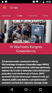 Wschodni Kongres Gospodarczy - náhled
