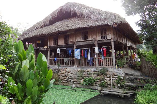 Nuit chez l'habitant à Ha Giang