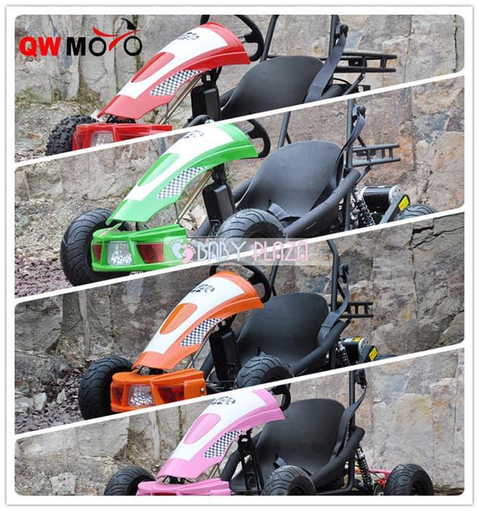 Xe đua F1 chạy bằng điện QWATV-04A 4