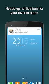 Floatify - Quick Replies Screenshot 1