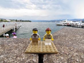 Photo: Lake Zürich