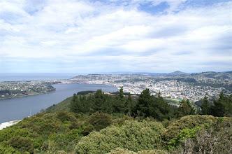 Photo: Dunedin from Signal Hill
