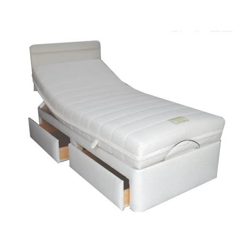 Adjustables Grand Duchess Adjustable Bed