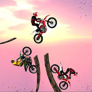 Motorcross Stunts