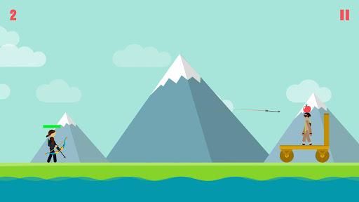 Stickman Archer 2  mod screenshots 2