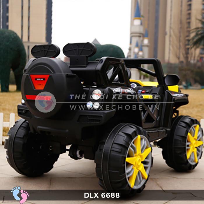 Xe điện địa hình cho bé DLX-6688 6
