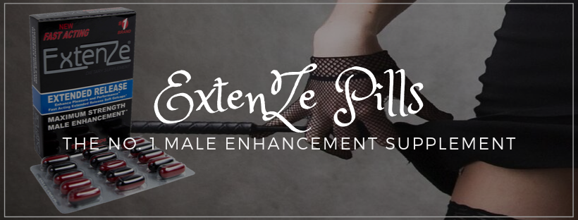 ExtenZe pills: The no. 1 male enhancement supplement