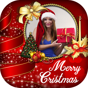 Christmas Photo Frame 2018 - Merry Christmas Frame