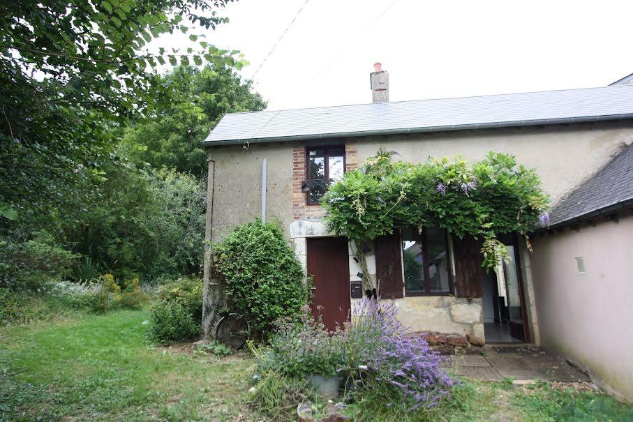 Vente maison 3 pièces 70 m² à Sens-Beaujeu (18300), 70 000 €