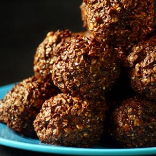 Chocolate Avocado Energy Bites.