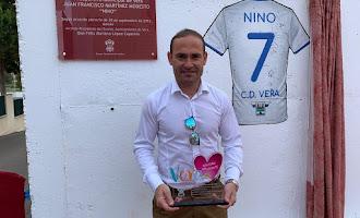 Nino, el señor del fútbol