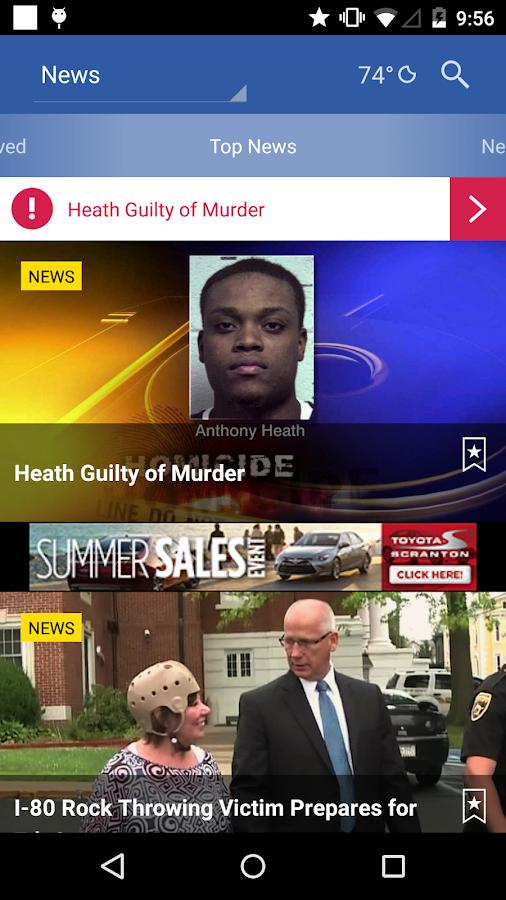 WNEP- screenshot
