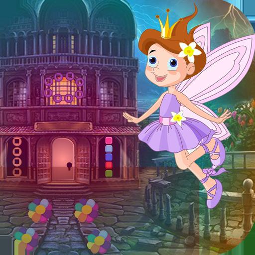 Best Escape Game 521 Fabulous Fairy Girl Escape