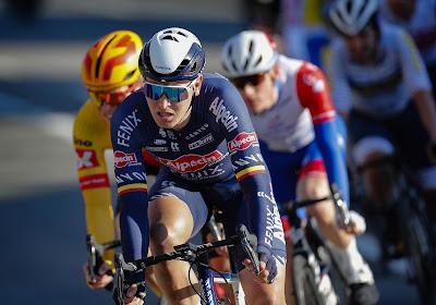 """Merlier gelooft in zichzelf en verduidelijkt voorbereiding op Giro: """"Als ik met ritwinst naar huis kan gaan, is het geslaagd"""""""