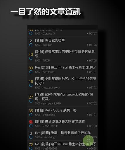 PiTT - PTT u884cu52d5u88ddu7f6eu700fu89bdu5668 4.7.2 screenshots 2