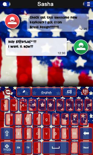 USA keyboard