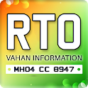RTO Vehicle Info - Free VAHAN Registration Details icon