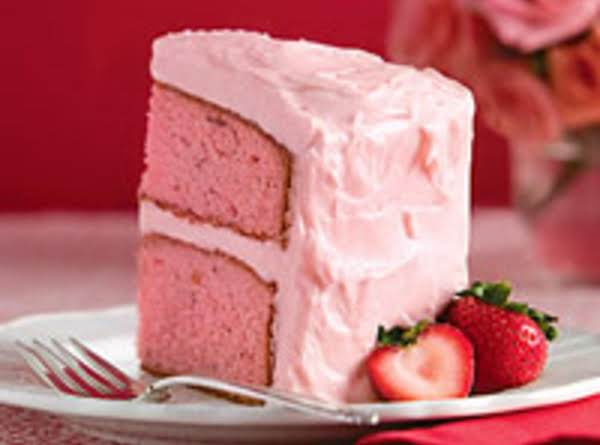 Strawberry Preserve Cake Recipe