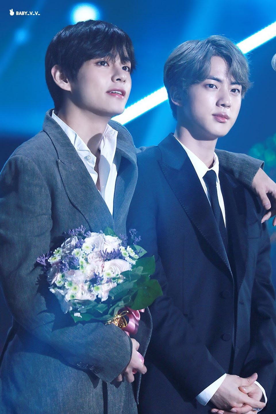 jin and v suits