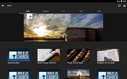 Word of Life Church St. Joseph- screenshot thumbnail