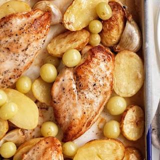 Verjuice Chicken Recipes