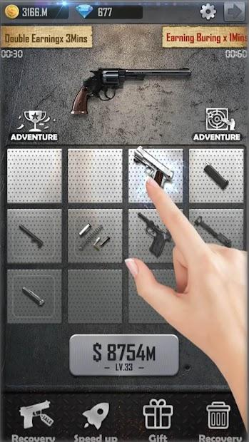Zombie Shooting : Survival Sniper