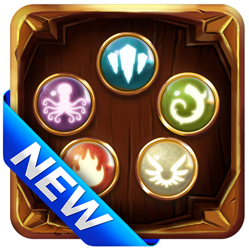 Heroes Puzzle: Quest & Dragons