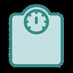 MesureImc (Weight and BMI) Icon