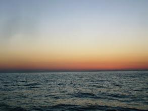 Photo: いやー、ベタナギです! 日の出も、更に早くなってます。 もうすぐ3時出航に変わりますなー。