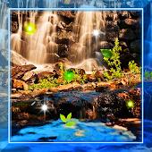 Waterfall Best live wallpaper